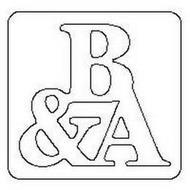 B & A