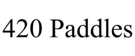 420 PADDLES