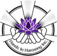HANDS IN HARMONY INC.