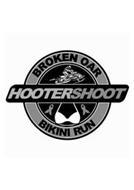 HOOTERSHOOT BROKEN OAR BIKINI RUN