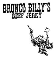 BRONCO BILLY'S BEEF JERKY