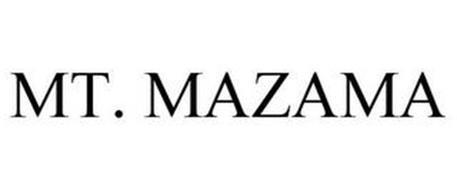 MT. MAZAMA