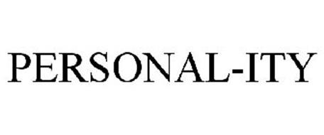 PERSONAL-ITY