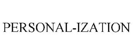 PERSONAL-IZATION