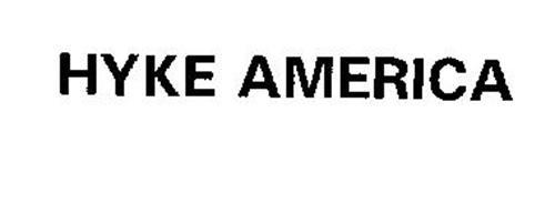 HYKE AMERICA
