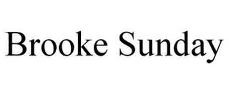 BROOKE SUNDAY