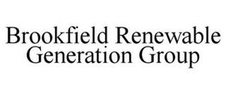 BROOKFIELD RENEWABLE GENERATION GROUP