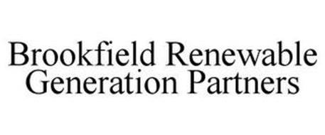 BROOKFIELD RENEWABLE GENERATION PARTNERS
