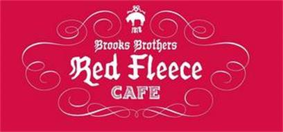 1818 BROOKS BROTHERS RED FLEECE CAFE