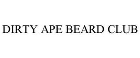 DIRTY APE BEARD CLUB