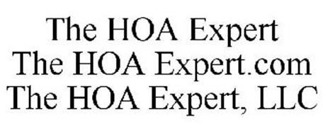 THE HOA EXPERT THE HOA EXPERT.COM THE HOA EXPERT, LLC