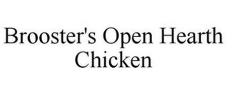 BROOSTER'S OPEN HEARTH CHICKEN