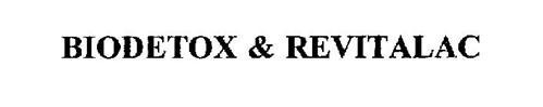 BIODETOX & REVITALAC
