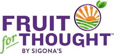 FFT FRUIT FOR THOUGHT BY SIGONA'S