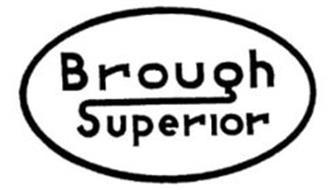 BROUGH SUPERIOR