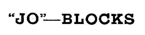 """JO""-BLOCKS"