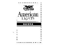 AMERICAN LIGHTS THE AMERICAN TOBACCO CO.