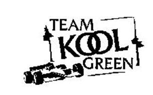 TEAM KOOL GREEN