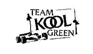 TEAM KOOL GREEN