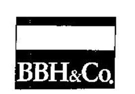 BBH & CO.