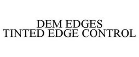 DEM EDGES TINTED EDGE CONTROL