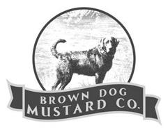 BROWN DOG MUSTARD CO.