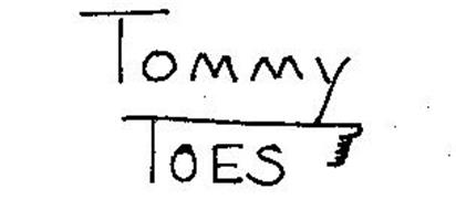 TOMMY TOES