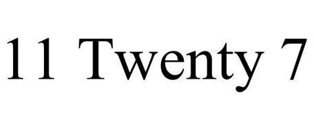 11 TWENTY 7