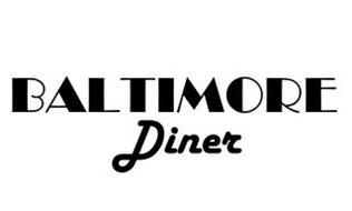 BALTIMORE DINER