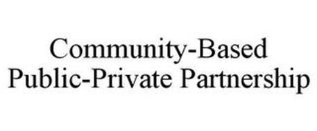 COMMUNITY-BASED PUBLIC-PRIVATE PARTNERSHIP