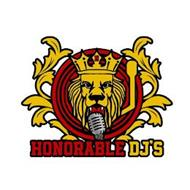 H HONORABLE DJ'S