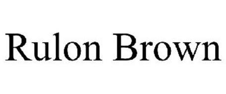 RULON BROWN