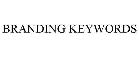 BRANDING KEYWORDS