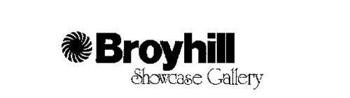 BROYHILL SHOWCASE GALLERY
