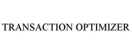 TRANSACTION OPTIMIZER