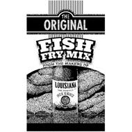 THE ORIGINAL FISH FRY MIX FROM THE MAKERS OF LOUISIANA THE PERFECT HOT SAUCE