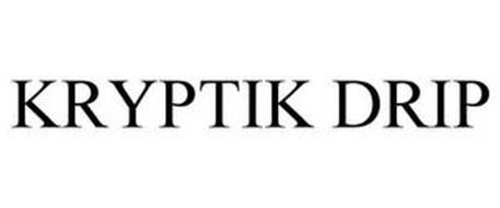 KRYPTIK DRIP
