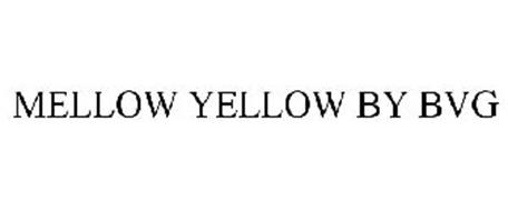 MELLOW YELLOW BY BVG