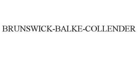 BRUNSWICK-BALKE-COLLENDER