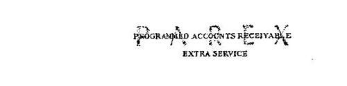 PAREX PROGRAMMED ACCOUNTS RECEIVABLE EXTRA SERVICE