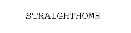 STRAIGHTHOME