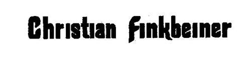CHRISTIAN FINKBEINER