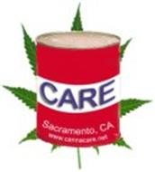 CARE, SACRAMENTO, CA WWW.CANNACARE.NET