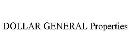 DOLLAR GENERAL PROPERTIES