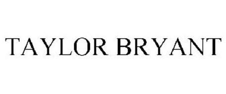 TAYLOR BRYANT