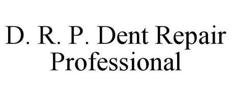 D. R. P. DENT REPAIR PROFESSIONAL