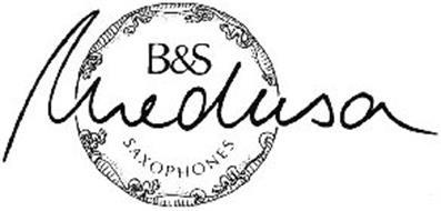 B&S MEDUSA SAXOPHONES