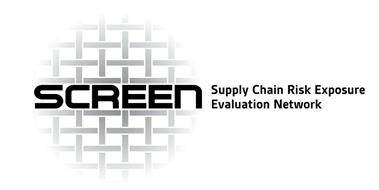 SCREEN SUPPLY CHAIN RISK EXPOSURE EVALUATION NETWORK