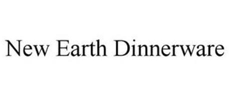 NEW EARTH DINNERWARE