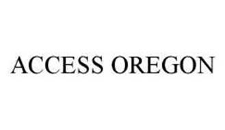 ACCESS OREGON